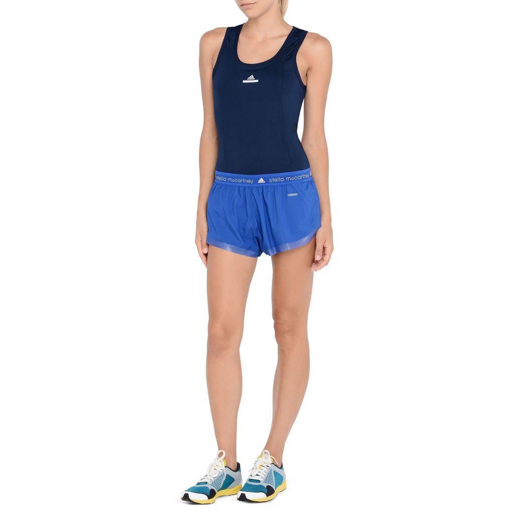 Blue Run Adizero Shorts - ADIDAS by STELLA McCARTNEY