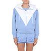 ADIDAS by STELLA McCARTNEY Blue Studio hoodie adidas Jackets D d