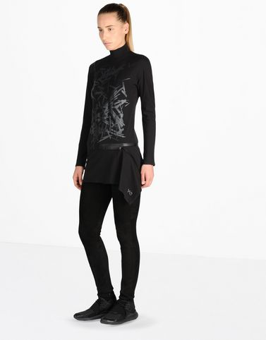 Y-3 GRAPHIC SHORT DRESS DRESSES & SKIRTS woman Y-3 adidas