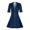 STELLA McCARTNEY Lucette Denim Dress Mini D f