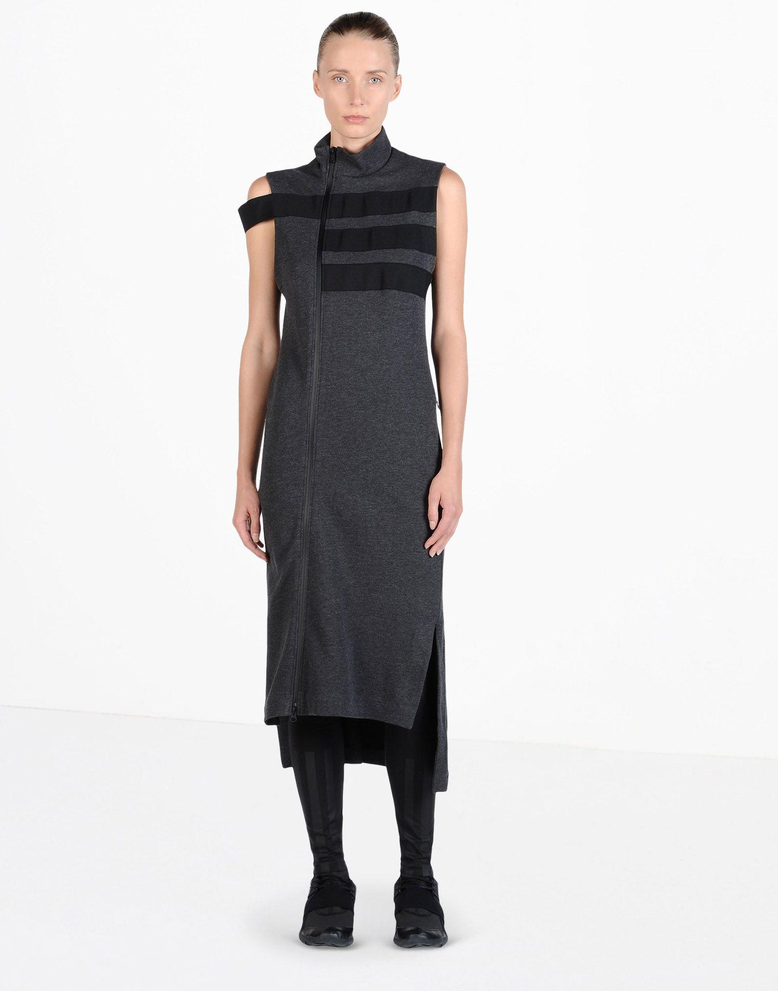 ec962006595 Y 3 3 STRIPES TRACK DRESS Dresses | Adidas Y-3 Official ...