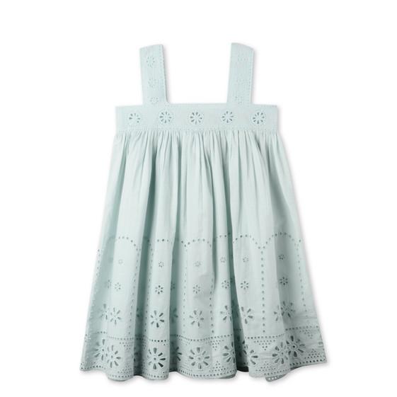 Blue Anemone Dress