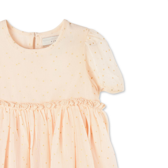 Pink Maria Baby Dress