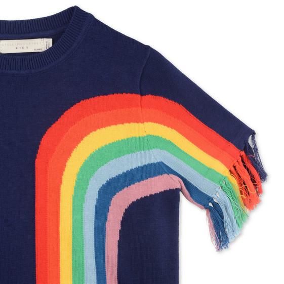Rainbow Meg Dress