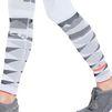 ADIDAS by STELLA McCARTNEY White Wintersports Seamless Leggings adidas Bottoms D a