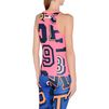 ADIDAS by STELLA McCARTNEY Pink words print top  StellaSport Bottoms D e
