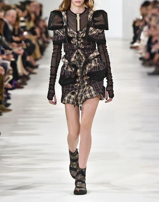 MAISON MARGIELA Look 19: Backpack Dress Short dress D b
