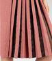 BOTTEGA VENETA DRESS IN DUSTY ROSE NERO POLYESTER, LACE DETAIL Dress D ep