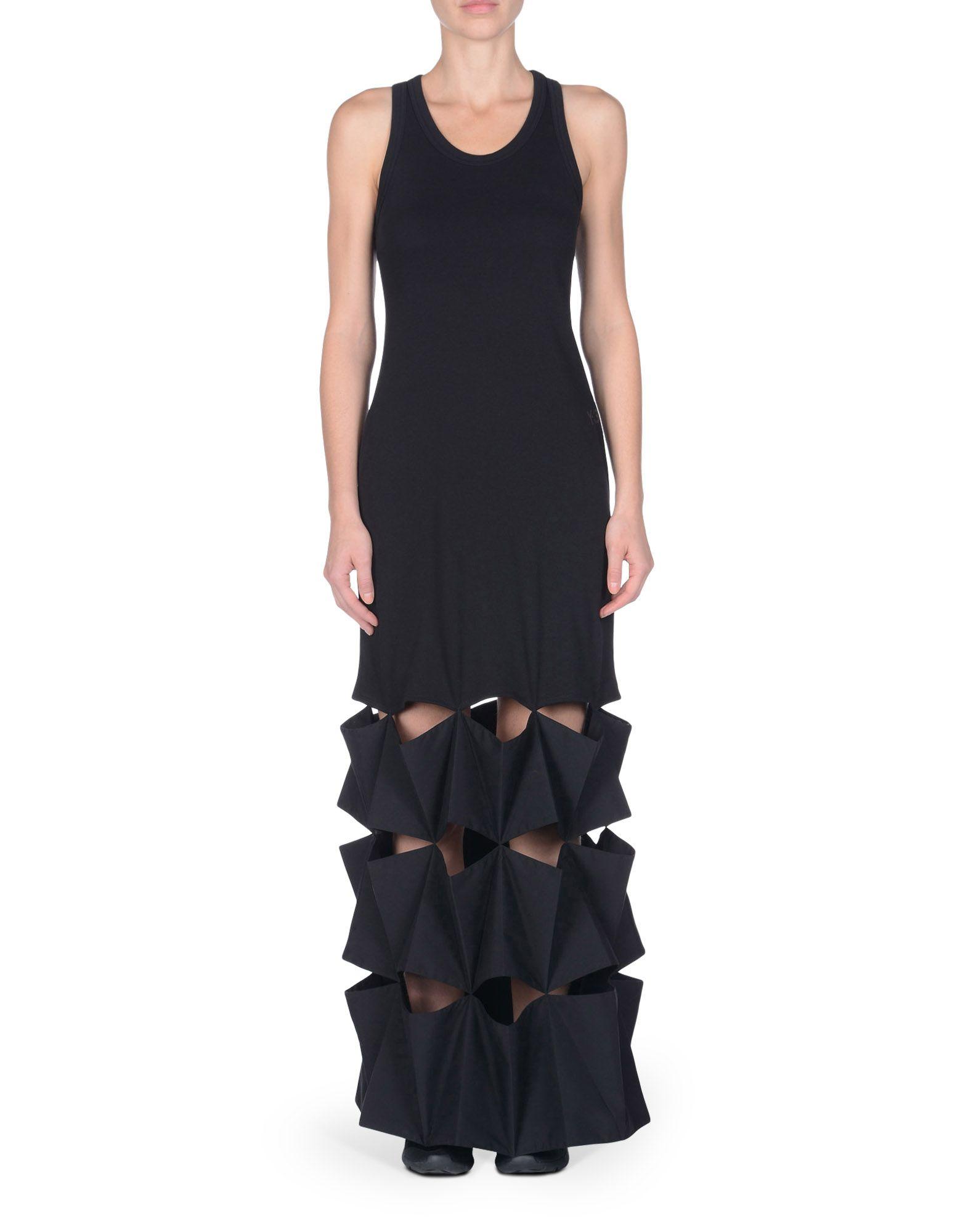 Y-3 dress lace