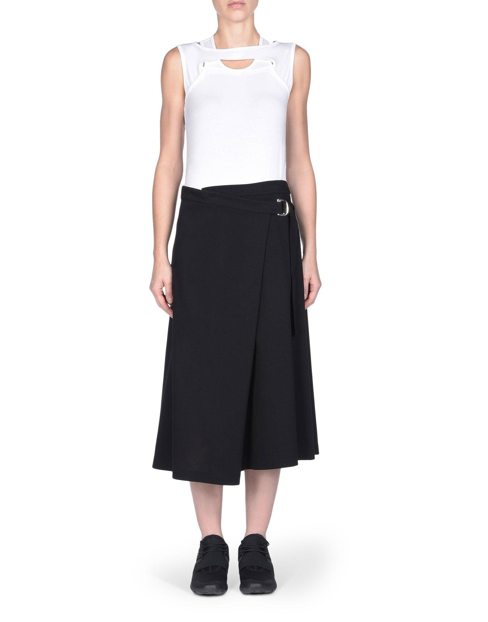 Y-3 LIGHT TRACK SKIRT DRESSES & SKIRTS woman Y-3 adidas