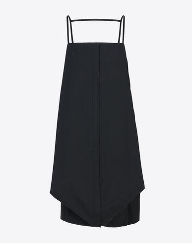 MAISON MARGIELA 1 ミニワンピース・ドレス D エッグシェイプ ドレス f