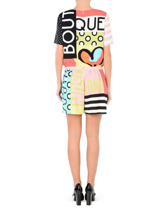 Short dungaree Woman BOUTIQUE MOSCHINO