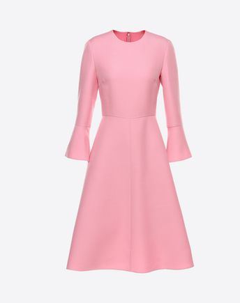 VALENTINO Crepe Couture Dress 34695603HC