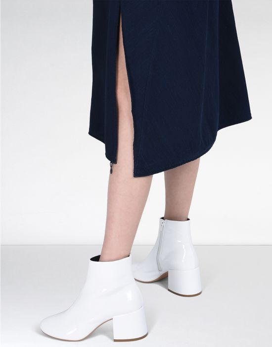 MM6 MAISON MARGIELA Japanese cotton dress 3/4 length dress Woman e