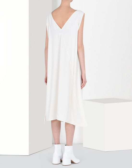 MM6 MAISON MARGIELA Japanese dress 3/4 length dress D d