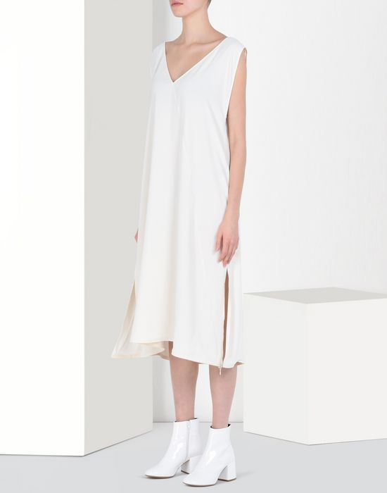 MM6 MAISON MARGIELA Japanese dress 3/4 length dress D f