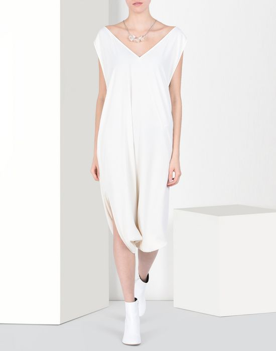 MM6 MAISON MARGIELA Japanese dress 3/4 length dress D r