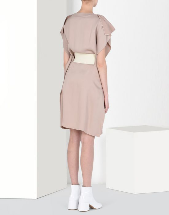 MM6 MAISON MARGIELA Fluid dressy dress Short dress Woman d