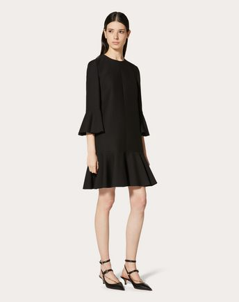 VALENTINO Dress D Valentino Waves Knit Dress r
