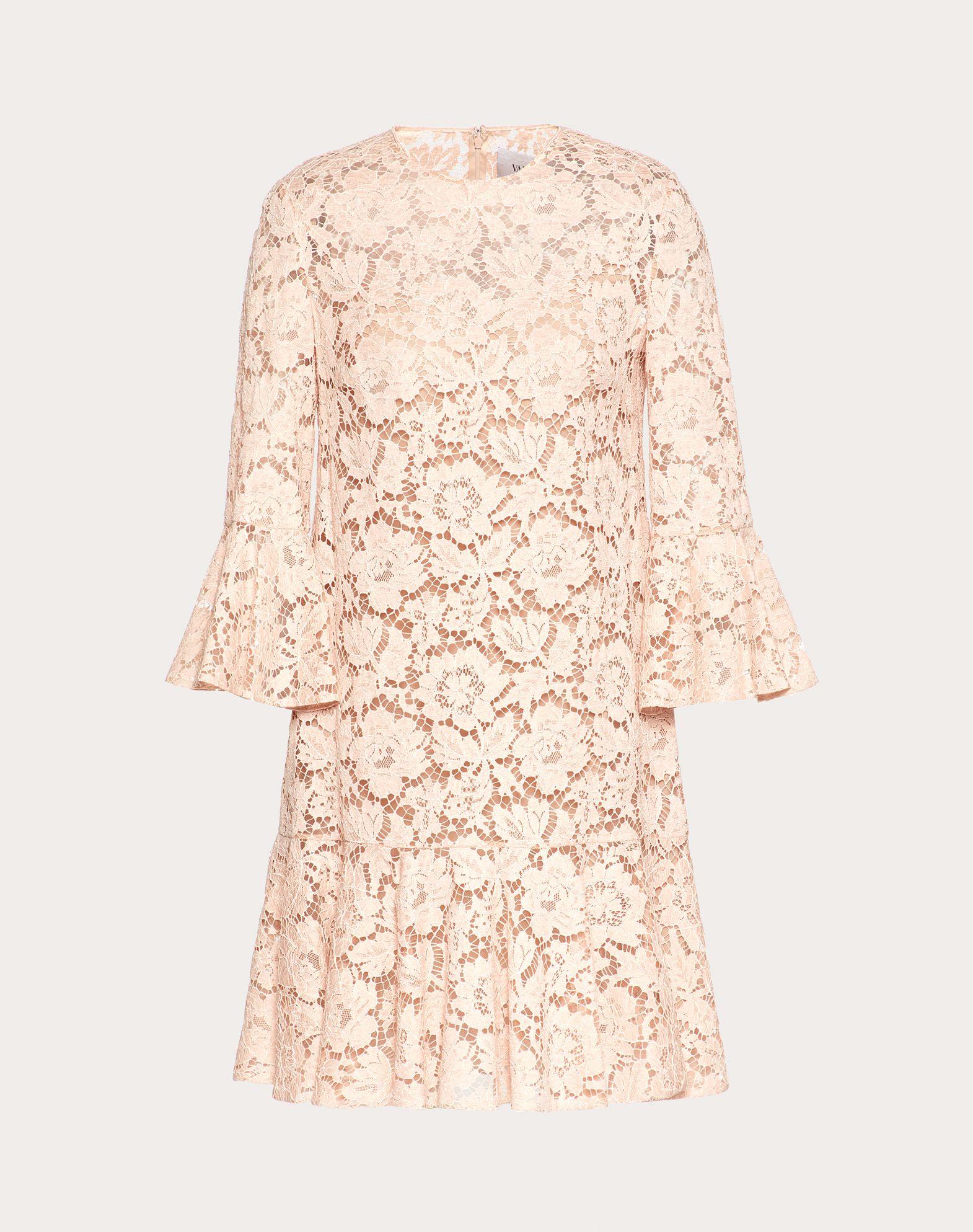 VALENTINO Heavy Lace Dress Dress D f