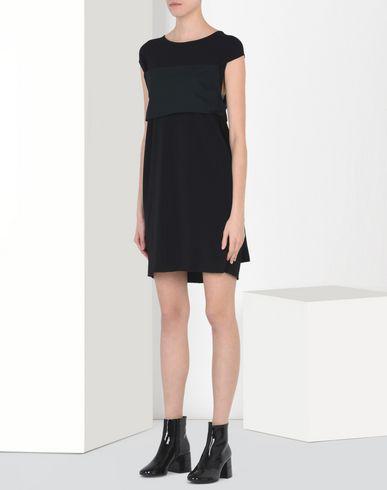 MM6 by MAISON MARGIELA ミニワンピース・ドレス D ストレッチ ドレス f