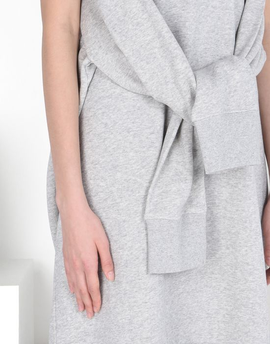 MM6 MAISON MARGIELA Sweat dress Short dress D a