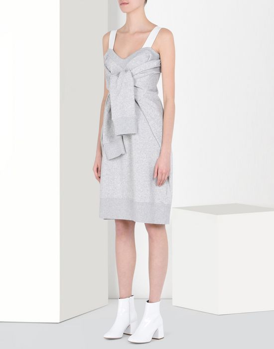 MM6 MAISON MARGIELA Sweat dress Short dress D f