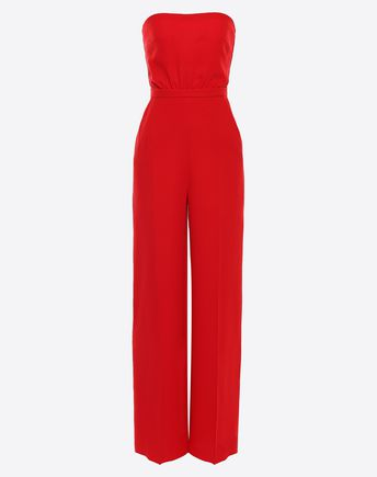 VALENTINO Cady Couture Jumpsuit 34705005CI