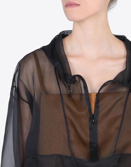 MAISON MARGIELA 1 Silk sports jacket Jacket Woman a