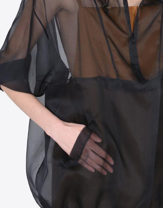 MAISON MARGIELA 1 Silk sports jacket Jacket Woman b