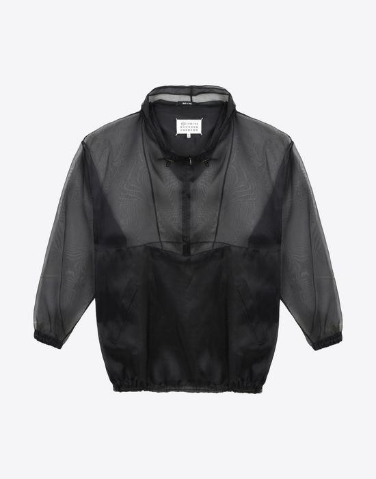 MAISON MARGIELA 1 Silk sports jacket Jacket D f