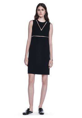 FISH LINE STRAIGHT CUT DRESS