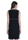 ALEXANDER WANG FISH LINE STRAIGHT CUT DRESS  Short Dress Adult 8_n_d