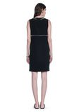 ALEXANDER WANG FISH LINE STRAIGHT CUT DRESS  Short Dress Adult 8_n_r