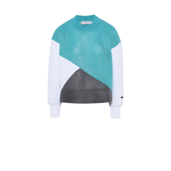 Felpa Color-Block in Neoprene