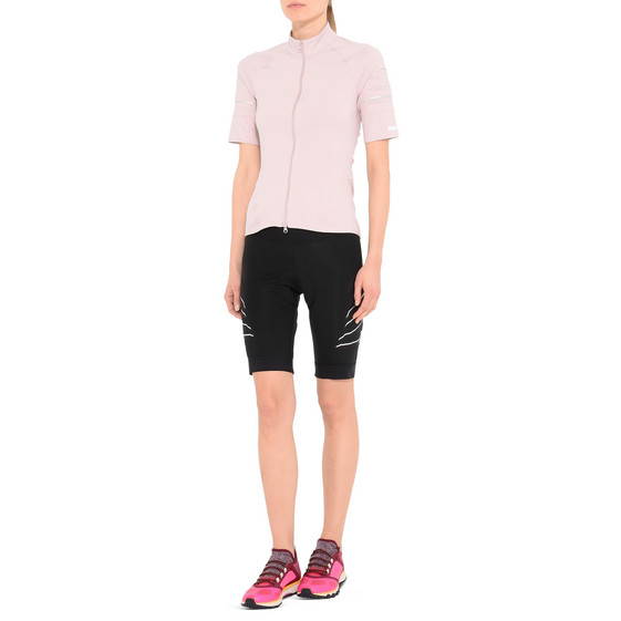 Light Pink Cycling Jersey