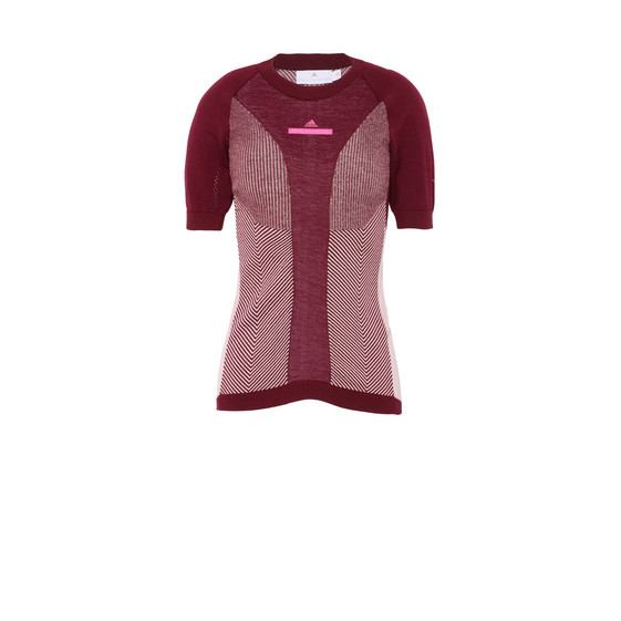 Cherry Merino Wool Run T-shirt