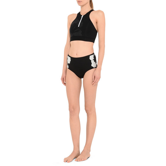 Haut de bikini noir