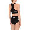 ADIDAS by STELLA McCARTNEY Black Bikini Top Studio Topwear D e