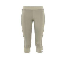 ADIDAS by STELLA McCARTNEY Running Bottoms D Ash Green 3/4 Length Leggings f