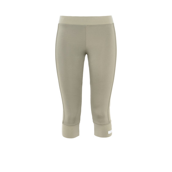 Ash Green 3/4 Length Leggings