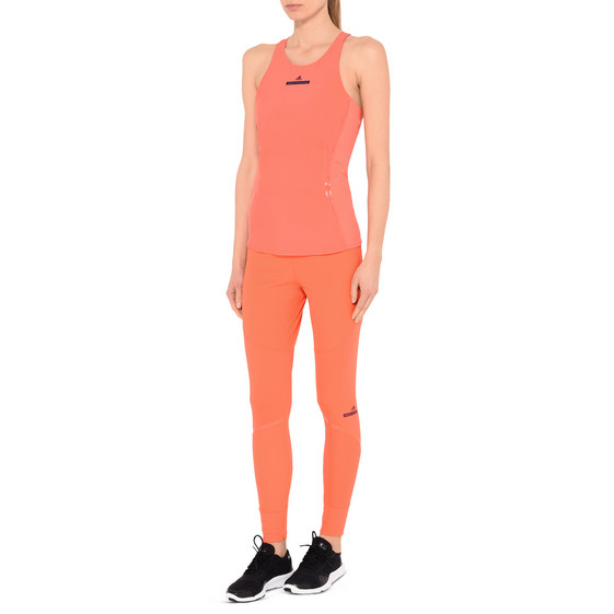 Orange Training Leggings