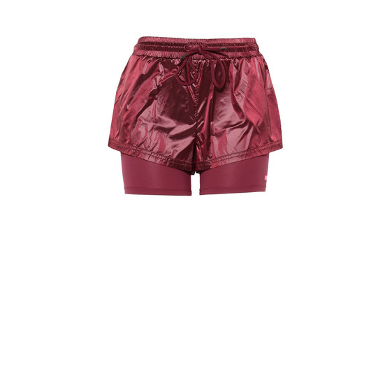 Red Run 2in1 Shorts