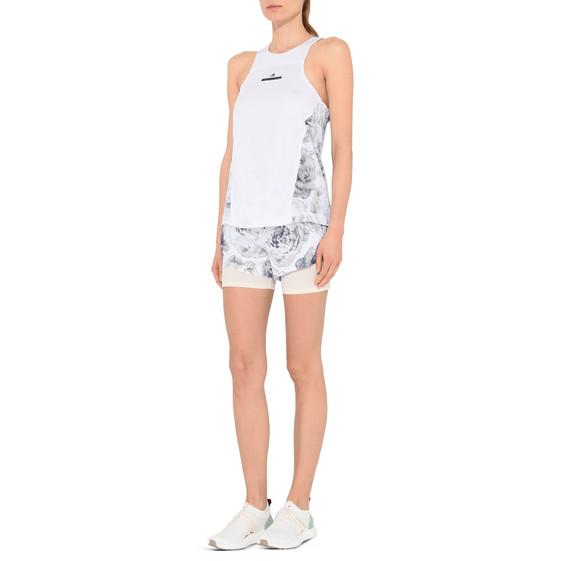 White Run 2in1 Shorts