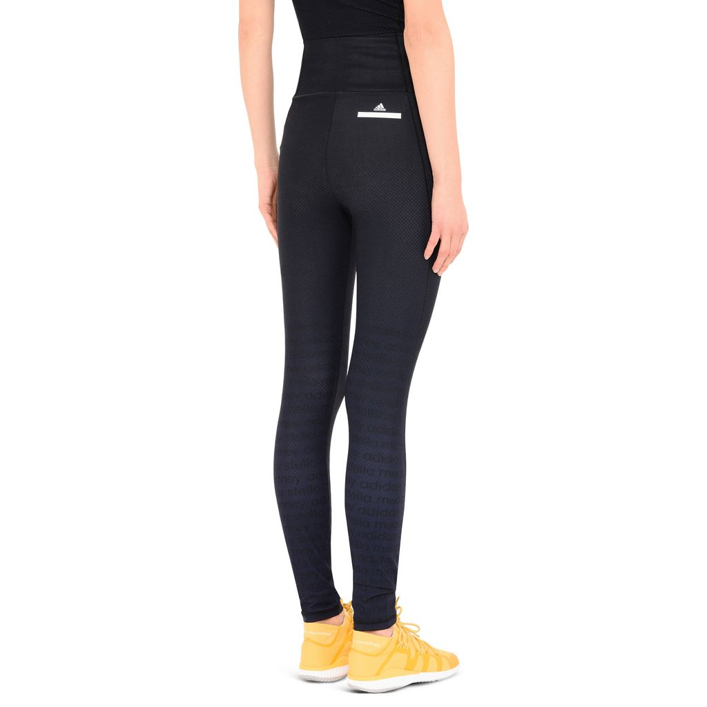 Black Training Leggings - ADIDAS by STELLA McCARTNEY
