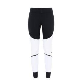 ADIDAS by STELLA McCARTNEY Running Bottoms D Black and White Training Leggings f