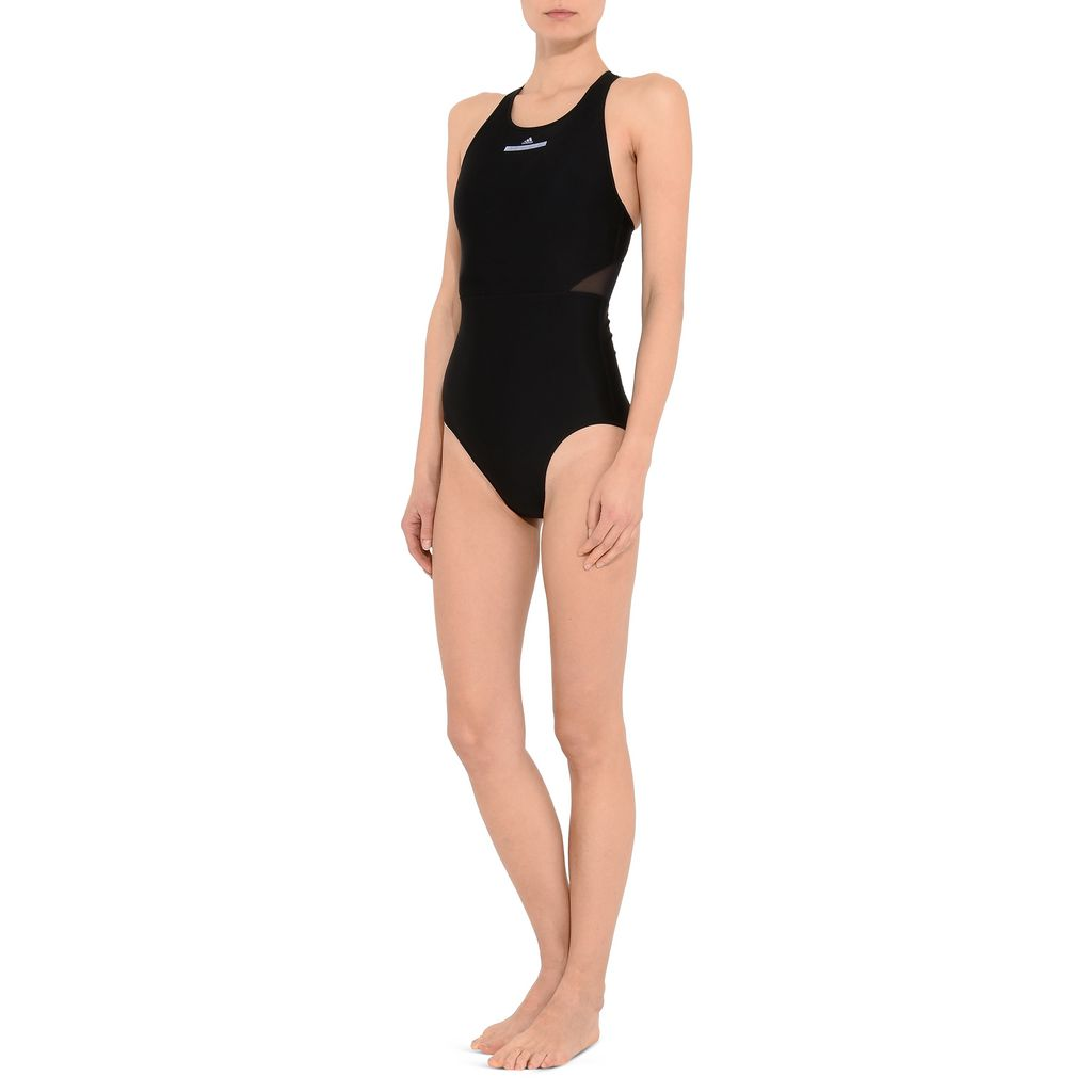 Black Zip Swimsuit - ADIDAS by STELLA McCARTNEY