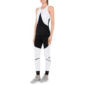 Black and White Training Tank