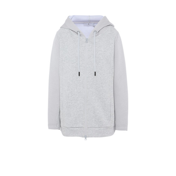Grey Essentials Hoodie