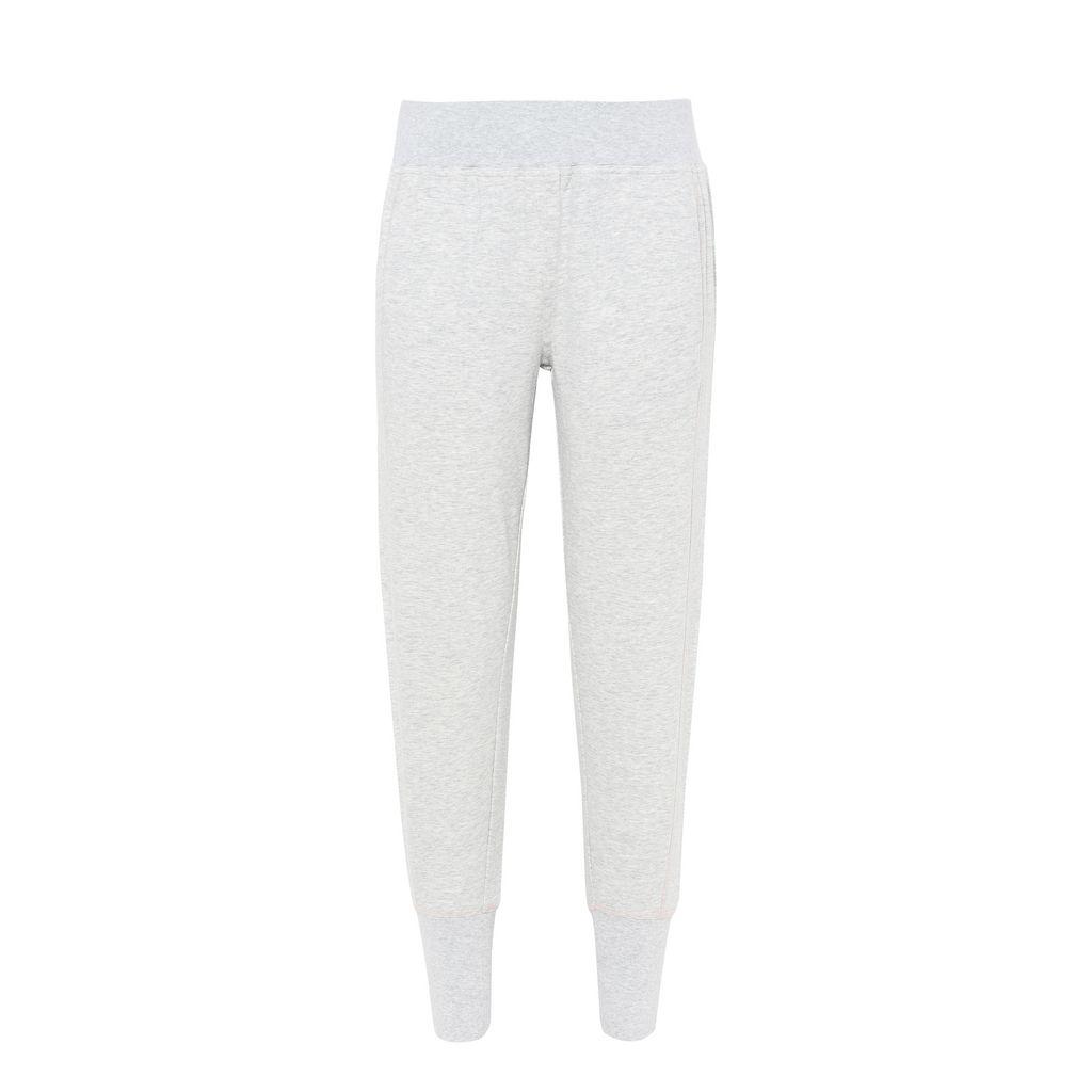 Grey Yoga Sweatpants - ADIDAS by STELLA McCARTNEY